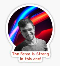 Strong Force Sticker