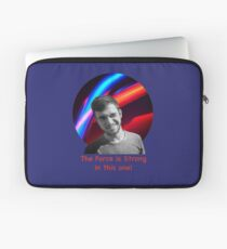 Strong Force Laptop Sleeve