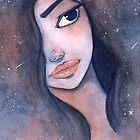 galaxy girl by J sora