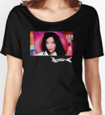 Bjork Post Women's Relaxed Fit T-Shirt