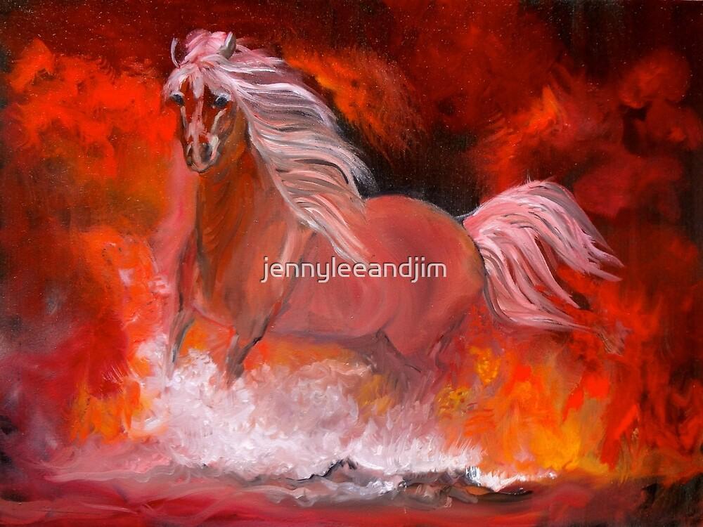 Stallion by jennyleeandjim