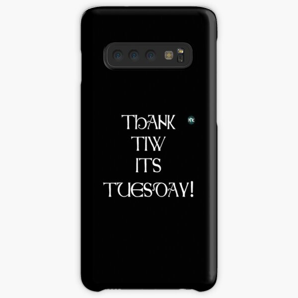Thank Tiw it's Tuesday! Samsung Galaxy Snap Case