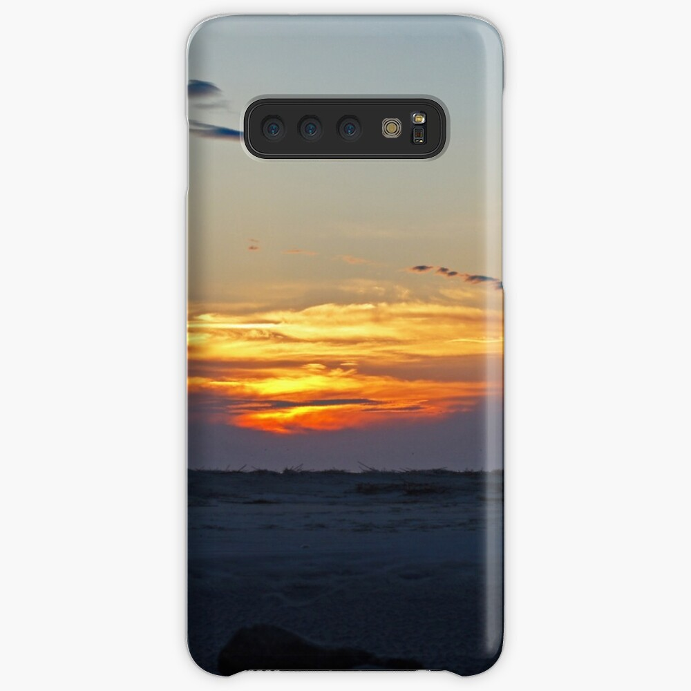 Sunrise - Goulds Inlet Case & Skin for Samsung Galaxy