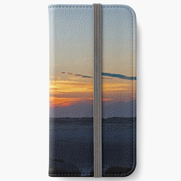 Sunrise - Goulds Inlet iPhone Wallet