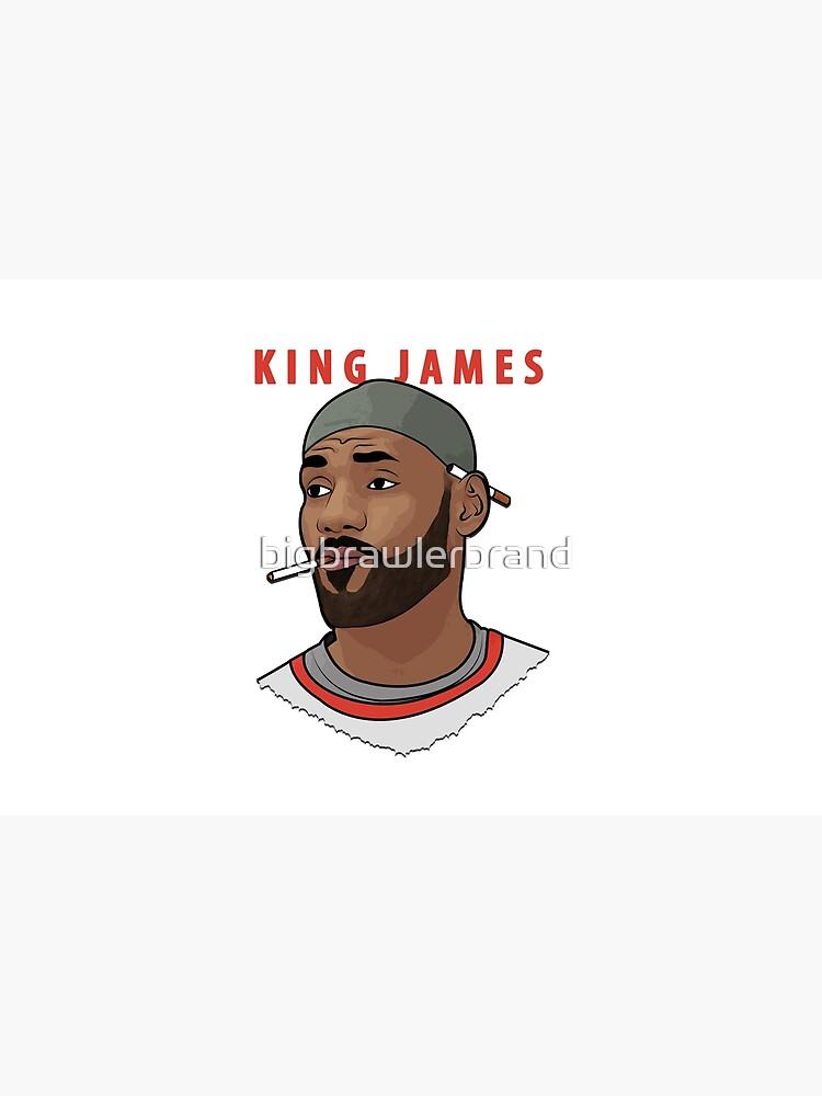 King James by bigbrawlerbrand
