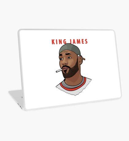 King James Laptop Skin