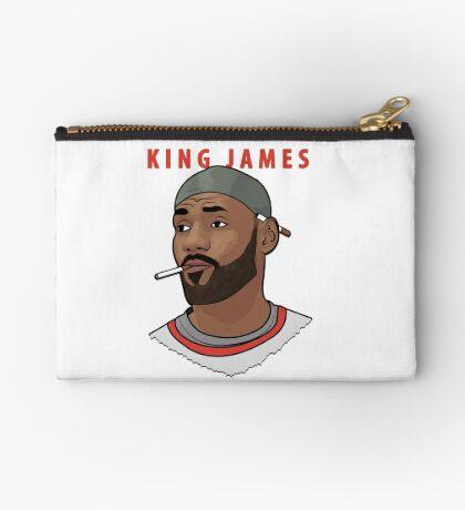 King James Studio Pouch