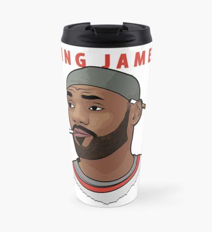 King James Travel Mug