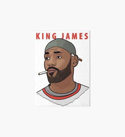 King James Art Board