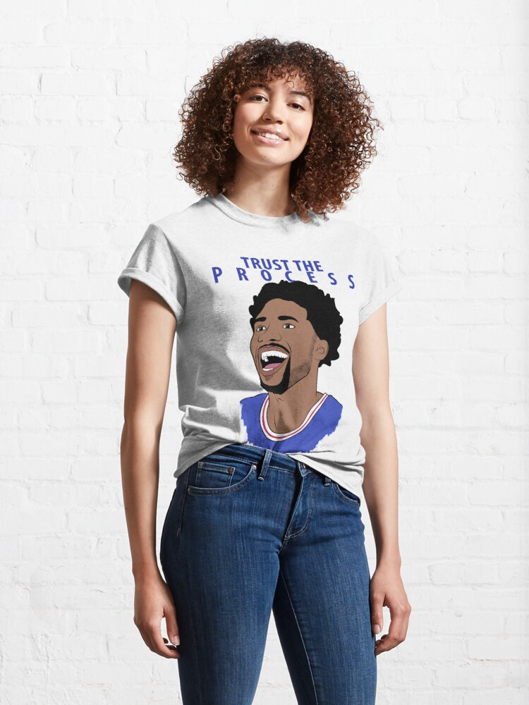 Alternate view of Trust the Process Classic T-Shirt