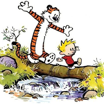 Calvin and Hobbes 8 by AjEstes