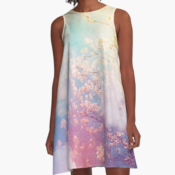 springtime dreaming A-Line Dress