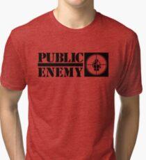public enemy Tri-blend T-Shirt