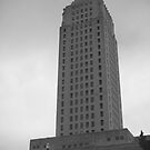 Louisiana State Capitol Building by KSkinner