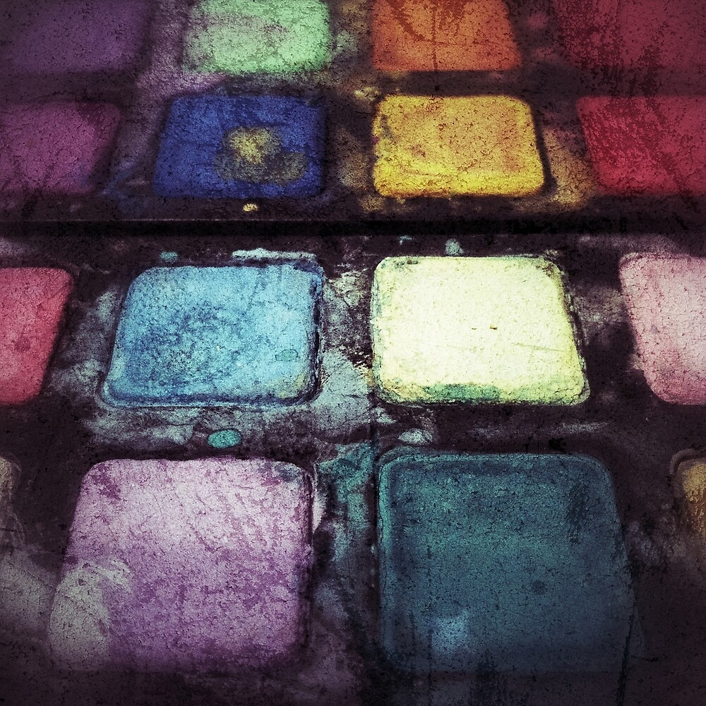 paint palette by debschmill