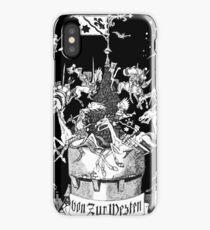 Fairytales, Knights, German Castles, Deutsche Kunst und Dekoration iPhone Case