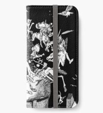 Fairytales, Knights, German Castles, Deutsche Kunst und Dekoration iPhone Wallet/Case/Skin
