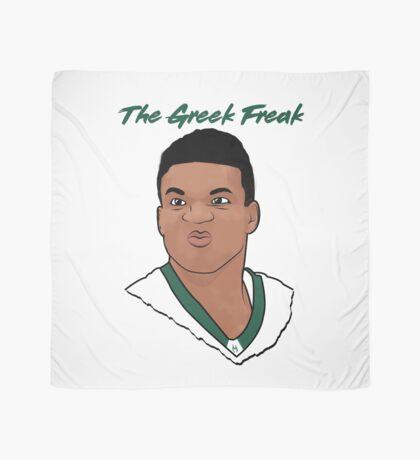 The Greek Freak Scarf