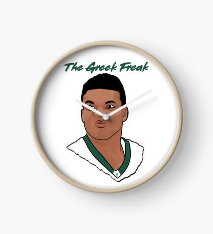 The Greek Freak Clock