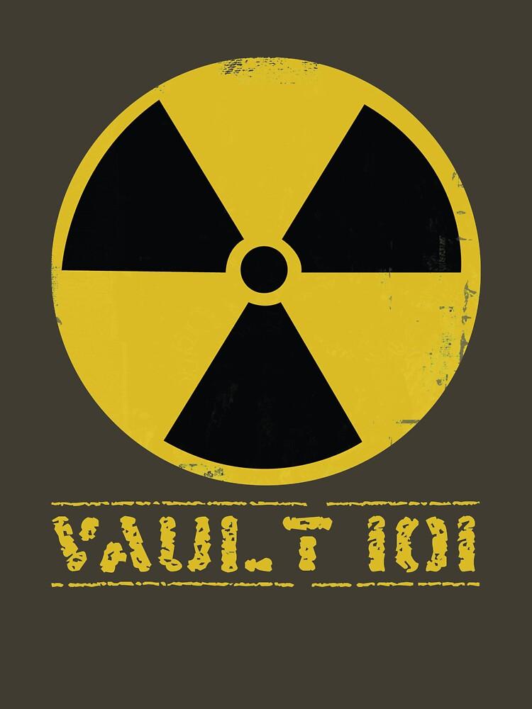 Vault 101 by NatashaRockstar