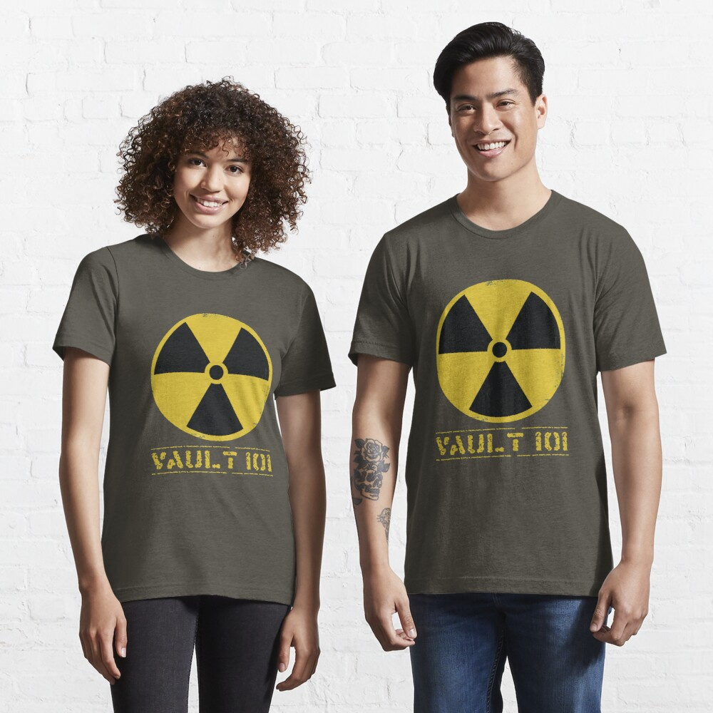 Vault 101 Essential T-Shirt