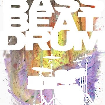 BASS BEAT DRUM by katiee