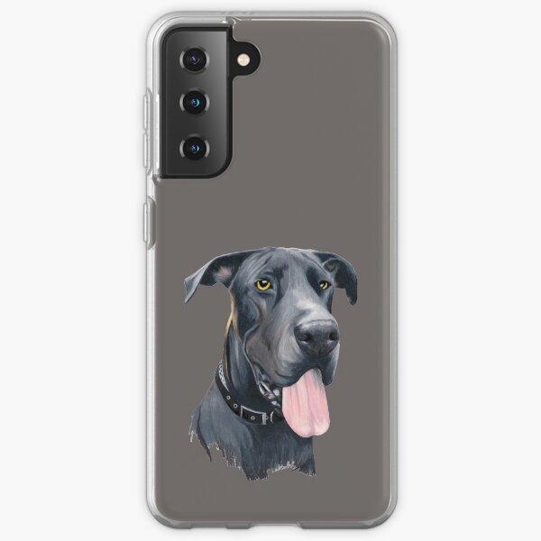 Hank - Great Dane Samsung Galaxy Soft Case