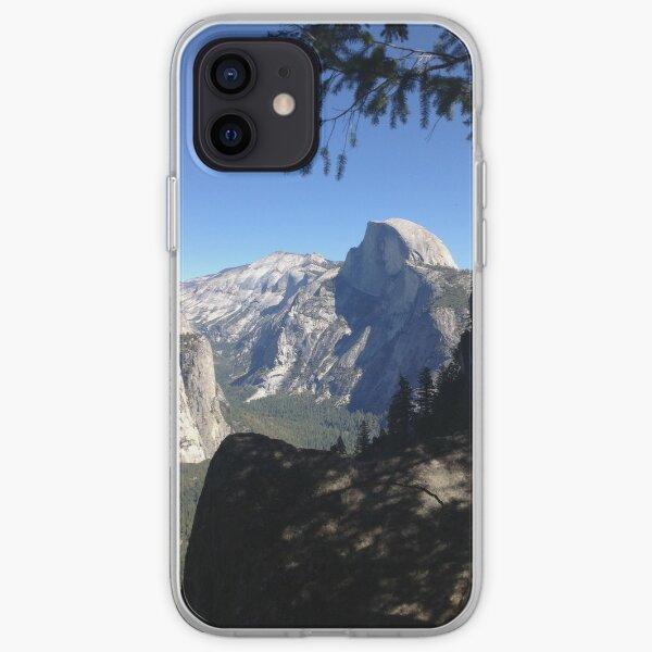 Half Dome | Yosemite | California iPhone Soft Case