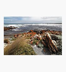 At the Edge of the World Photographic Print