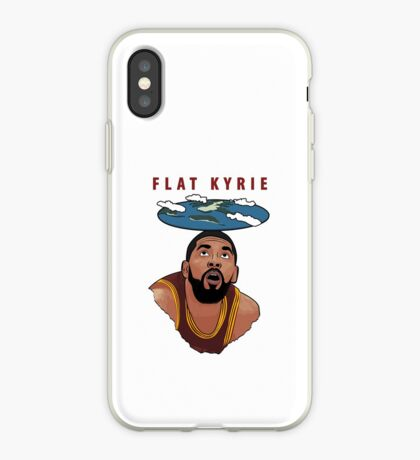 Flat Kyrie iPhone Case