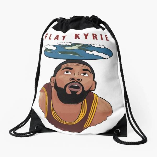 Flat Kyrie Drawstring Bag
