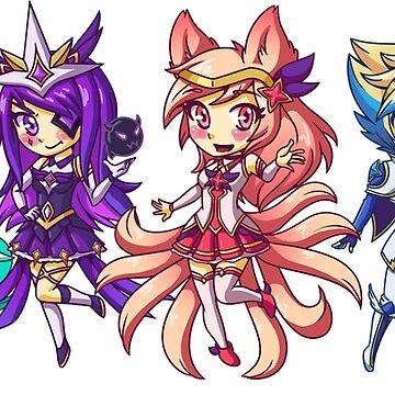 Star Guardians 2 by LankySandwich