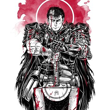 Guts with armor by Jeannette11
