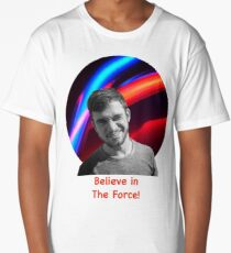 Believe in the Force Long T-Shirt