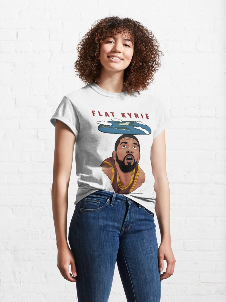 Alternate view of Flat Kyrie Classic T-Shirt