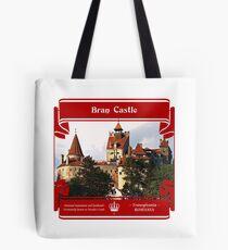 Bran Castle of Romania Tote Bag