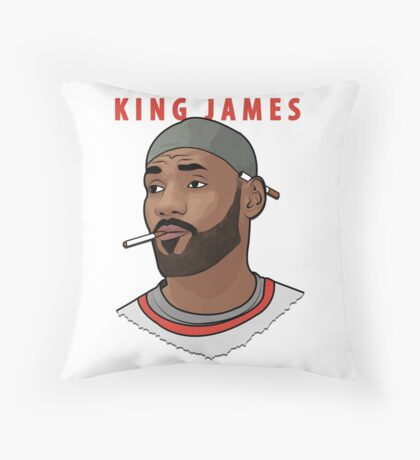 King James Floor Pillow