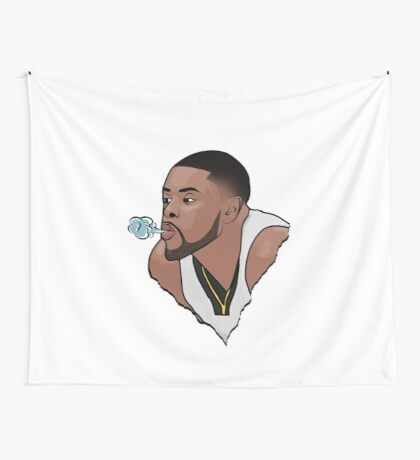 Blowing in the Wind Wall Tapestry