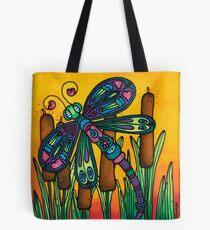 Joy - a harbinger of light Tote Bag