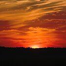 Louisiana Sunset by KSkinner