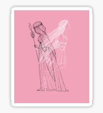 Perséphone Sticker