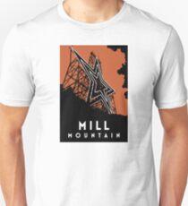 Camiseta unisex Mill Mountain - Roanoke, Virginia