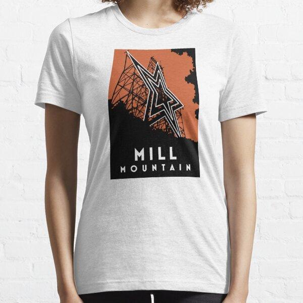Mill Mountain - Roanoke, Virginia Essential T-Shirt