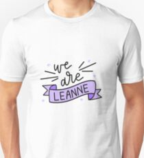We Are Leanne // Broad City Unisex T-Shirt