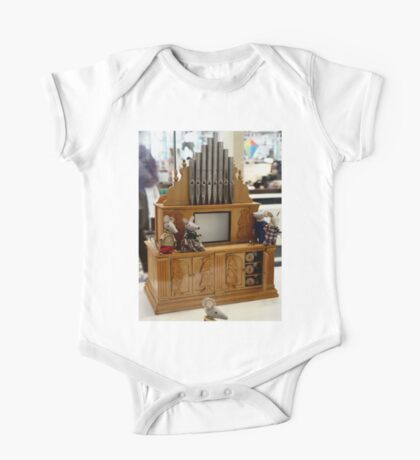 NDVH The Marvellous Mechanical Mouse Organ Kids Clothes