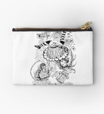 Curiouser and Curiouser Studio Pouch