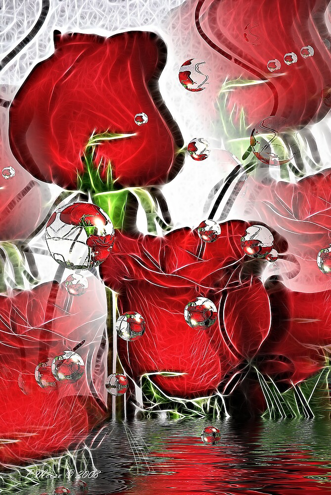 Roses for You by Pat Moore
