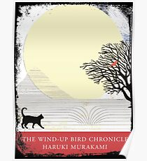 Wind Up Bird Chronicle Poster