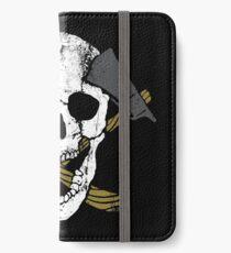Skull Axe iPhone Wallet/Case/Skin