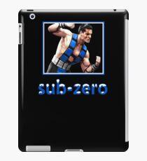 Sub Zero iPad Case/Skin